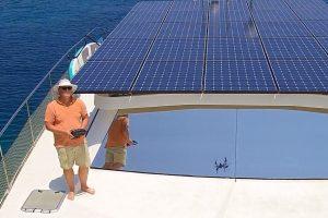 SolarWave mit STS-Sonnenschutzfolie